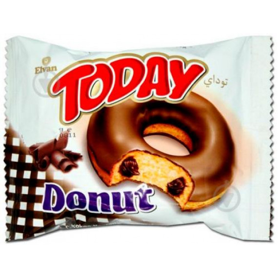 "Пончик ""TODAY DONUT (COCOA)"" 50 гр"