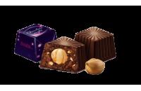 Шоколадные или пралиновые